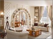 межкомнатные арки в интерьере современного дома