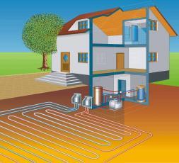 Отопление частного дома своими руками схемы без