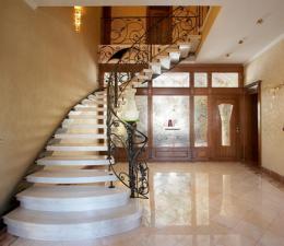 Виды лестниц для частного дома в 2019 году