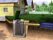 Автономная канализация в частном доме. Глубокая биологическая очистка сточных вод