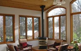 Способы утепления деревянных окон своими руками