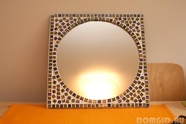 Идеи декора зеркала своими руками