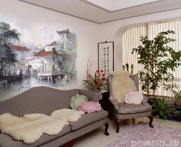 обои фото фреска