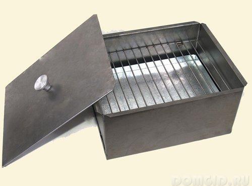 Как сделать шкаф для холодного копчения своими руками 46
