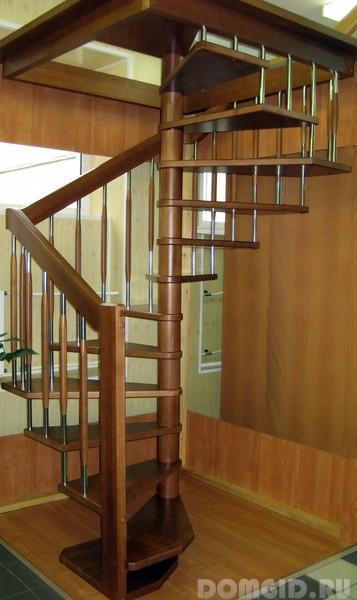 Как сделать лестницу на второй этаж своими руками Фото и