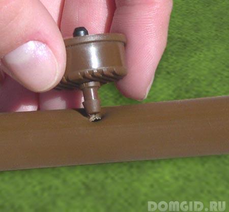 Капельный полив в теплице, как правильно сделать капельный полив своими руками