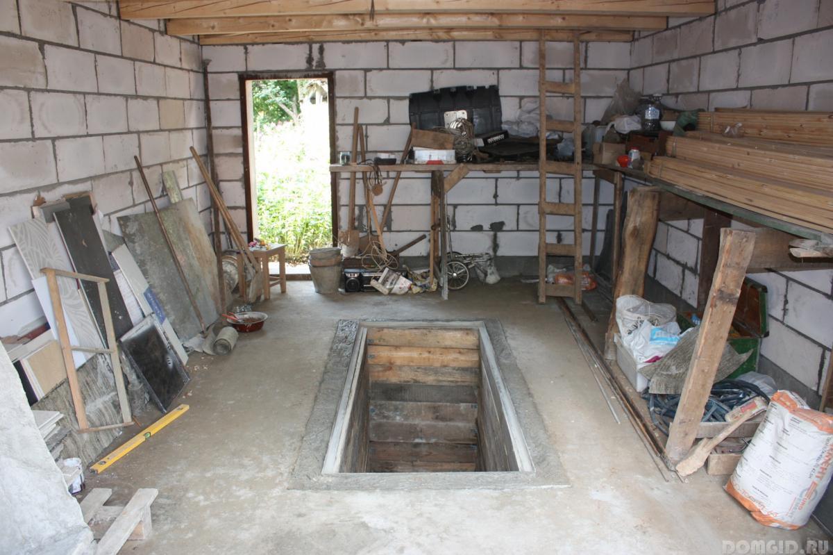 Смотровая яма в гараже своими руками - делаем пошагово 83