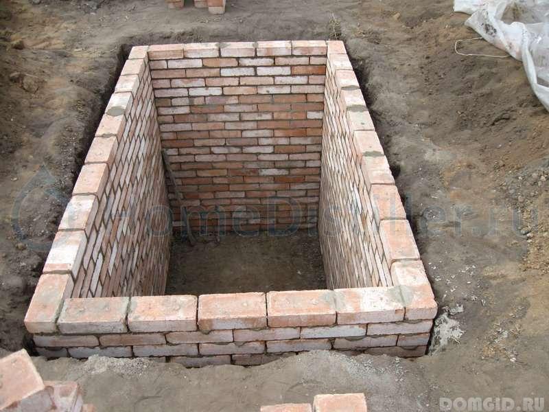 Строю погреб