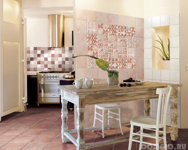 Плитка пэчворк в интерьере современного дома, как выбрать, полезные советы