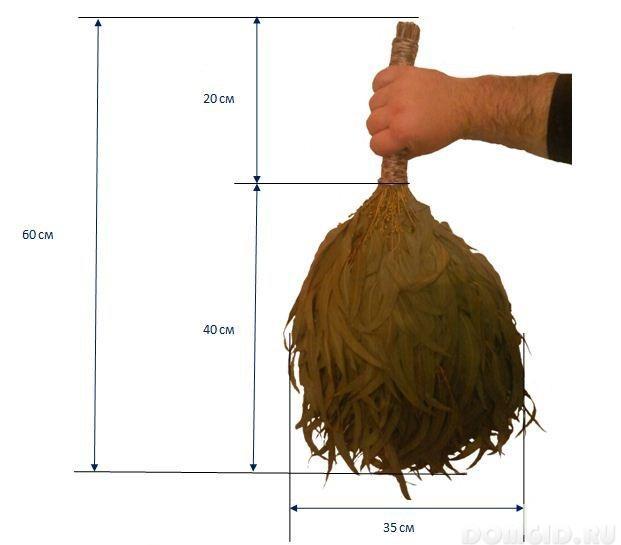 Как правильно вязать березовые веники для бани
