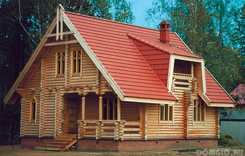 Крыша на балкон из керампласт.