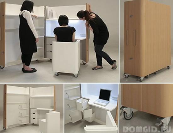 умная мебель трансформеры фото