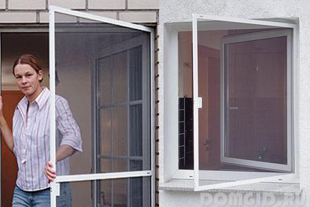 москитная сетка на дверь на магнитах инструкция по применению