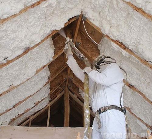 Тепло и гидроизоляция крыши гидроизоляция в ванной комнате
