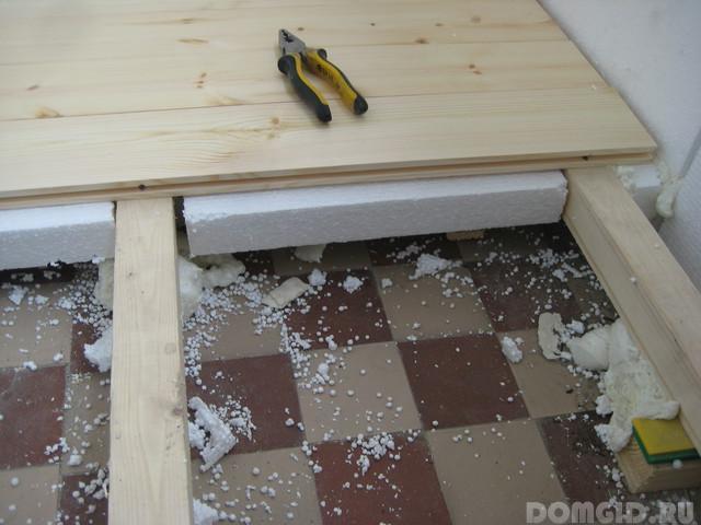 Как можно сделать чтобы не скрипели полы деревянные