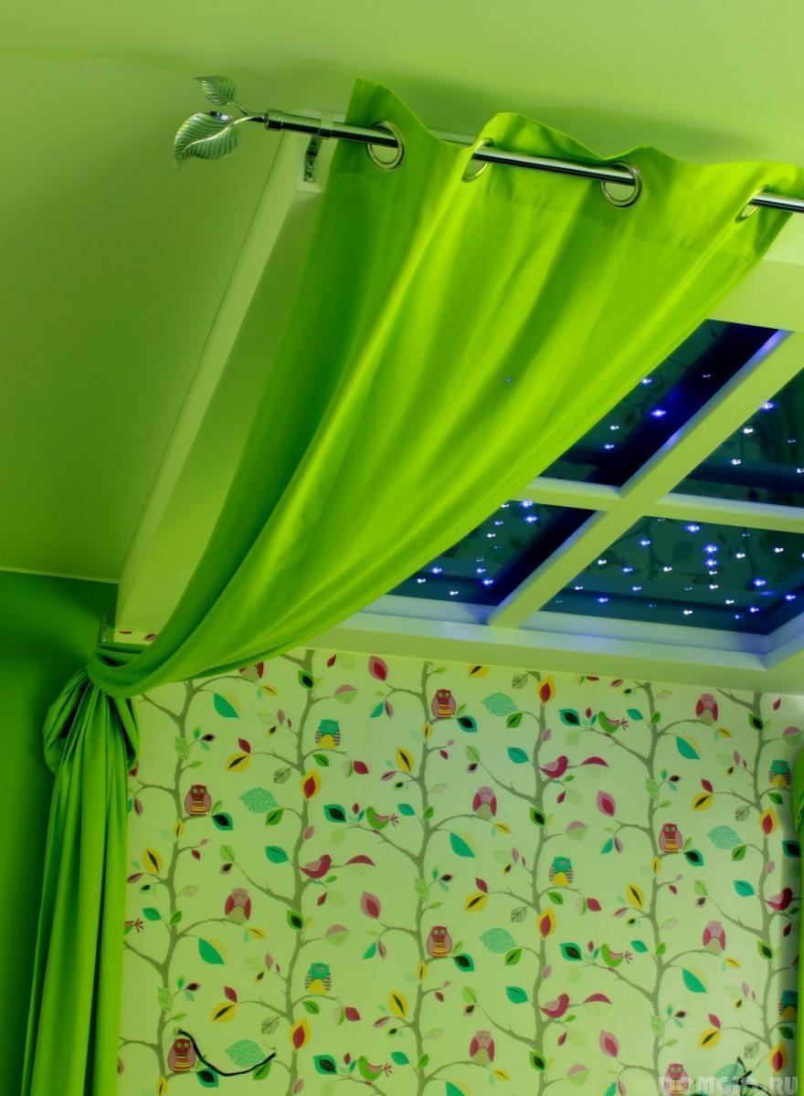 Имитация окна в интерьере современного дома, имитация окна с подсветкой, как своими руками выполнить имитацию окна