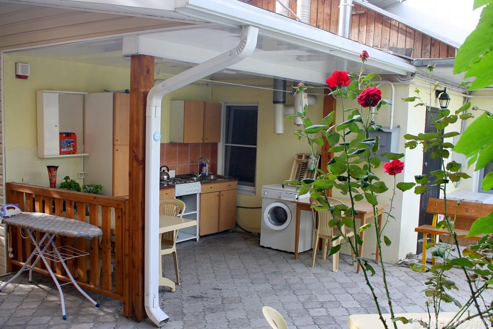 Летняя кухня своими руками дача
