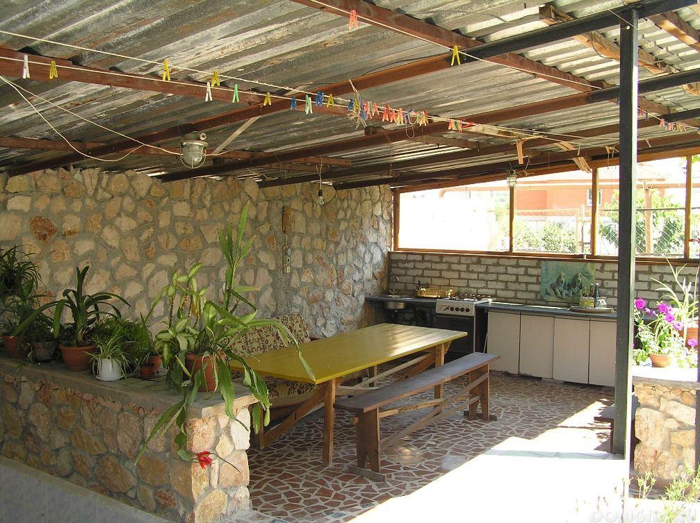 Летняя кухня фото своими руками