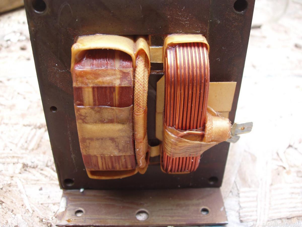 Ремонт трансформатора своими руками